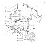 Boru Enjektör  Ducato 9659324980
