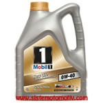 Mobil 1 New Life 0W-40 4LT