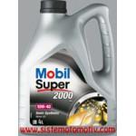 Mobil Super 2000 X1 10W-40 4LT
