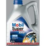 Mobil Super 1000 X1 20W-50 4 LT