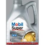 Mobil Super 3000 Formula FE 5W-30 4LT