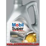 Mobil Super 3000 X1 5W-40 4LT